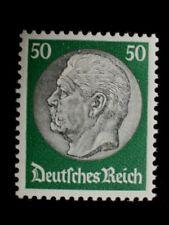 D.R., Mi. 492, HINDENBURG, feinst postfrisch, KW 140,-