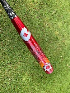 "DeMarini  VOO DOO X12 BBCOR .50 College  Baseball Bat 34""/31 Oz. goods H-H"
