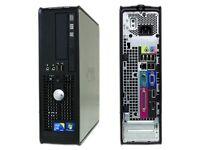Dell Core 2 Duo 3.0GHz Desktop Computer 8GB 250GB Windows 7 Professional Wifi PC