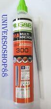 ANCORANTE CHIMICO TASSELLO CHIMICO G&B  300 ML CON BECCUCCIO