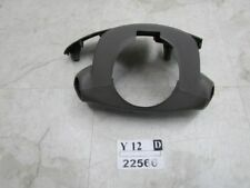 03-06 g35 sedan steering wheel column shaft trim cover plastic shroud tan OEM