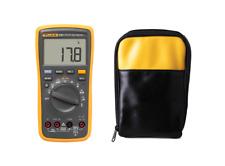Fluke 17B+ Kapazität Multimeter Temperature Gepolsterte Tragetasche Soft Bag DE