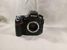Nikon D800E 36.3 MP Digital SLR Camera - Black (Body Only)
