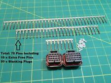 Motec M130 ECU Connector Full Kit Connectors A-65044 B-65045