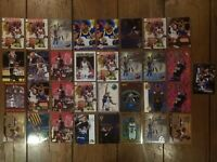 Dikembe Mutumbo Awesome 33 Card Lot Loaded With Inserts