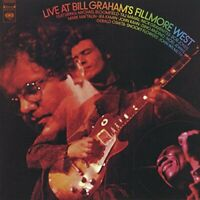 Mike Bloomfield - Live At Bill Grahams Fillmore West [CD]