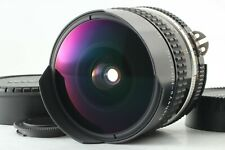【EXCLLENT+++++】 Nikon Ai-S Fisheye Nikkor 16mm F/2.8 MF AiS Lens from Japan 370