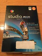 Pinnacle Studio Plus Version 12, Brand New in Retail Package