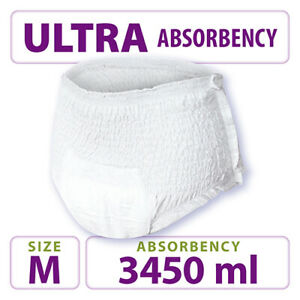 Tendercare-Nateen Medium Ultra High Absorbency Adult Incontinence Pull Up Pants