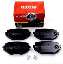 Mintex Essieu Avant Plaquettes de frein pour Suzuki Grand Vitara MDB1750 envoi rapide