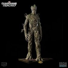 GUARDIANS OF THE GALAXY MARVEL MOVIE ART SCALE 1/10 GROOT - IRON STUDIOS