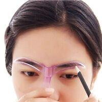 Augenbrauen Hilfe Styling Tool Schablone Eye Brow Shaping Makeup Kosmetik