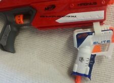 Nerf Elite TriAd Tactical Rail FOREGRIP joiner connector 3D Elite Custom Mod