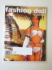 Fashion Doll Quarterly FDQ Magazine Autumn 2016 Volks Tonner Mary Astor Kingdom