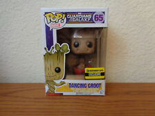 Ravager Logo Dancing Groot Funko POP Vinyl Exclusive
