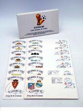 Copa Mundial Fútbol España 82 Lotes 80 Sobres en 3 Cajas Oficiales 3 Fotos