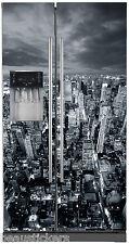 Sticker frigo américain New York 712