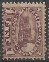 New Brunswick #6a MH CV$70.00