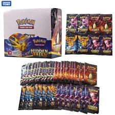 324pcs Pokémon TCG : Sun & Moon Hidden Fates Booster Box Trending Card Game