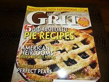 GRIT Magazine - September/October 2016 - 5 Old-Fashioned Pie Recipes