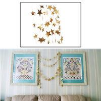 4M Paper Banner Garland Wedding Garland Bridal Shower Supplies Party Home Decor