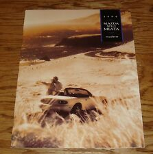 Original 1994 Mazda MX-5 Miata Roadster Deluxe Sales Brochure 94