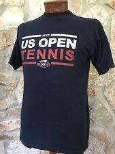 USTA NYC US Open 2013 Short Sleeve T Shirt Men's M Rafael Nadal, Serena Williams