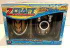 Atomic Toys Z Craft World's Smallest R/C Hovercraft NEW In Factory Sealed Box