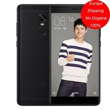 Xiaomi Redmi Note 4X 4/64G Mediatek Helio X20 Deca Core 4G LTE 4100mAh Nero