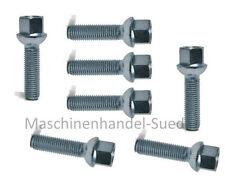 20x Radschrauben Radbolzen M14 x 1,5 x 45mm Kugelbund SW17 Mercedes GLK CL S