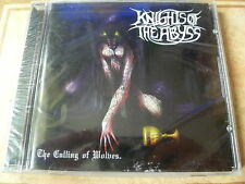 Knights of the Abyss - The Culling of Wolves NEW 2010 JOB FOR A COWBOY DECESSUS