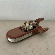 Star Wars Vintage Die Cast Lukes Speeder Kenner