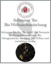 Schwarzer Tee Bio-Weihnachtsmischung  1.5 kg