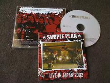SIMPLE PLAN / live in japan /JAPAN LTD CD