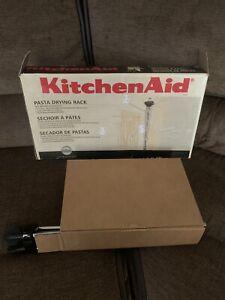 New, Open Box KITCHENAID Pasta Drying Rack-KPDR; 2006 Version! Old School!