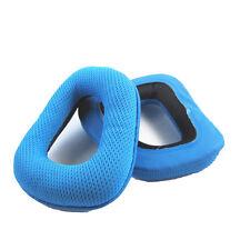 Blue Foam Ear Pad Earpads Cushion for Logitech G35 G930 G430