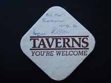 TAVERNS YOU'RE WELCOME COASTER