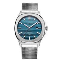 42mm Sapphire Crystal Miyota 8215 Automatic Men Mechanical Watch Luminous Mark