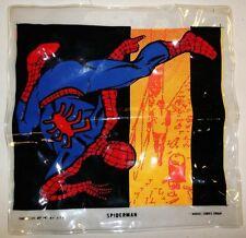 VINTAGE 1968 MARVELMANIA INFLATABLE SPIDER-MAN PILLOW! RARE!