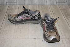 Brooks Glycerin 15 Running Shoe - Women's Size 7B, Gray/Black/Rose