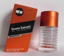 Bruno Banani Absolute Man Eau De Toilette 50ml