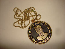 Medal ED PRICE MEMORIAL SKIRMISH In Civil War  (1861-1865) + Brass Ball Chain