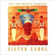 Isis The Original Womb-Man Sister Carol new sealed CD dancehall reggae Tuff Gong