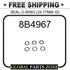8B4967 - SEAL-O-RING (24.77MM ID) 1M7310 for Caterpillar (CAT)