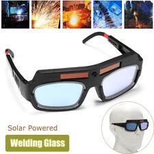 Solar Auto Darkening Welding Mask Helmet Eyes Shield Goggle Welder Glasses Arc
