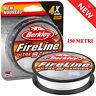 Trecciato Berkley Fireline Ultra 8 Crystal 150 Metri