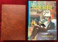 SDA Book Duo: Ellen White The Early Years ~ Your Bible and You HB Adventist