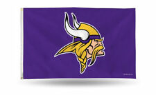 Minnesota Vikings 3' x 5' Flag Banner All Pro Design USA SELLER! Brand New!