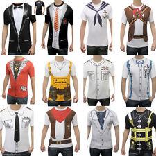 Unbranded Short Sleeve T-Shirts Geek & Nerd for Men