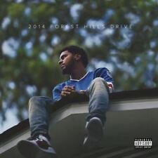 J. Cole Import Rap/HipHop Music Records